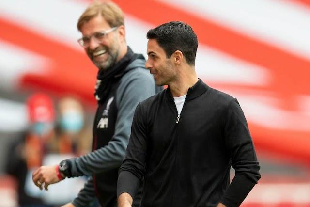 Statistik Jelang Laga Liverpool vs Arsenal di Carabaou Cup 2020/2021