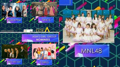 MNL48 to compete with Blackpink, Red Velvet and TWICE