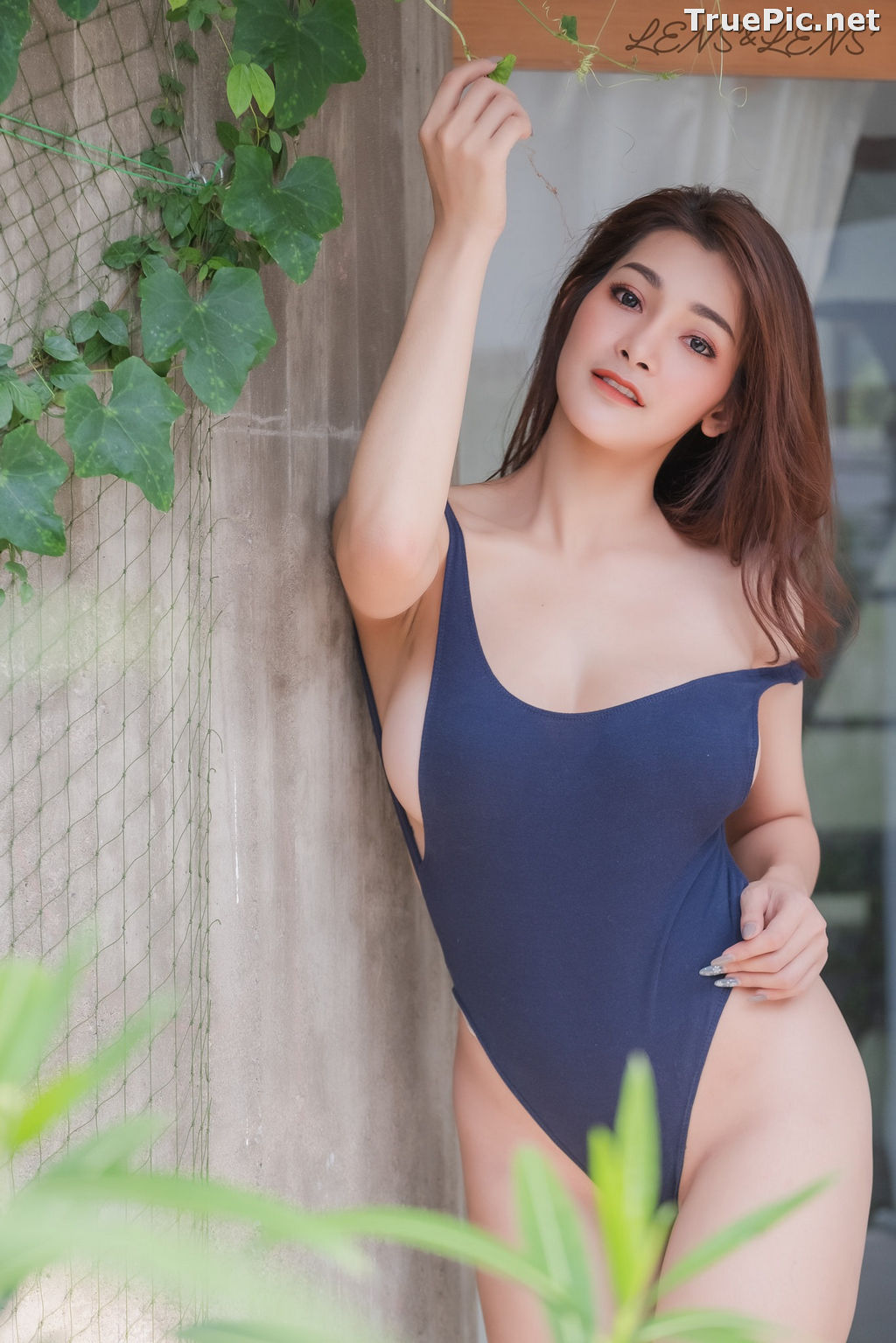Image Thailand Model - Porntapawee Sripreserth - Concept Sexy One Piece - TruePic.net - Picture-4