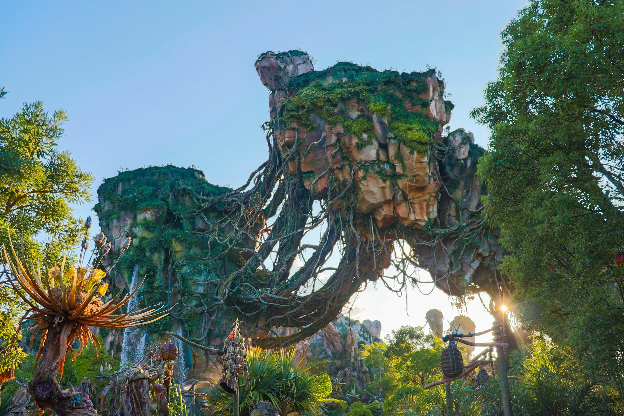 Ilha avatar animal kingdom