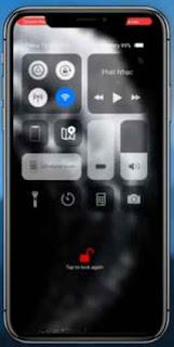 Download Tema IOS Dark Mode Untuk Oppo ColorOs 5, 6 dan 7