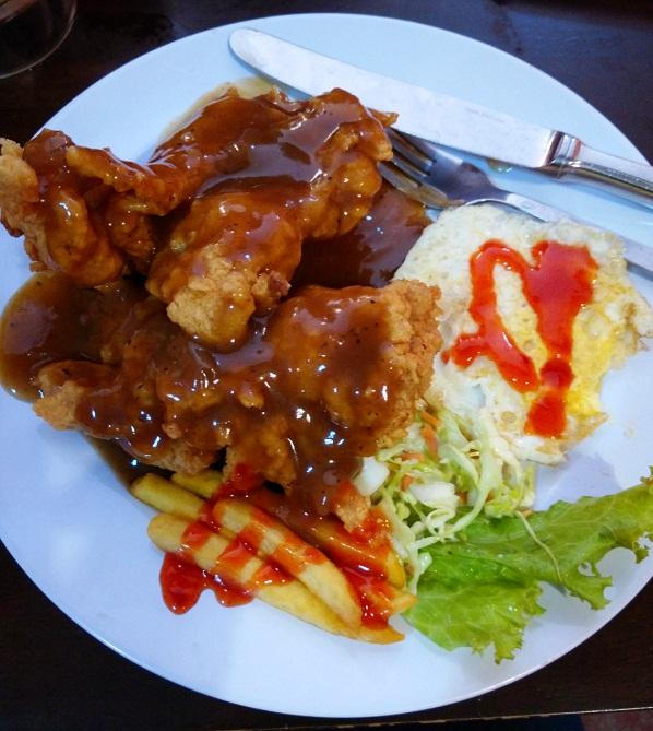 resipi chicken chop