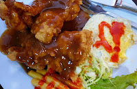 Resepi Chicken Chop Black Pepper