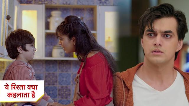 Kartik SCOLDS Naira for NOT SLAPPING him for his mistakes in Star Plus Yeh Rishta Kya Kehlata Hai