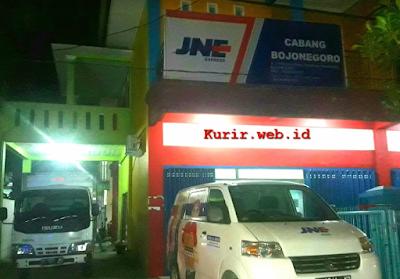 Alamat Agen JNE Express Di Bojonegoro