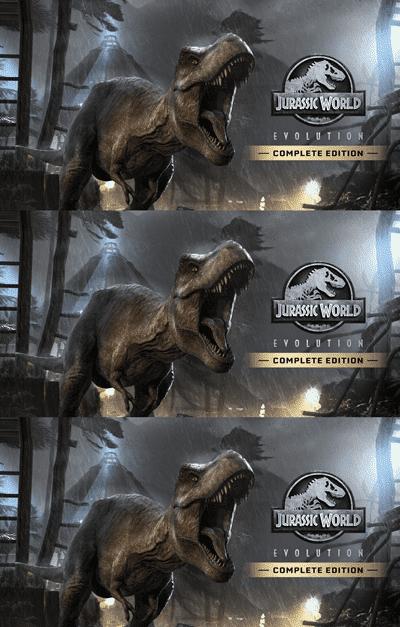 โหลดเกมส์ [Pc] Jurassic World Evolution: Complete Edition