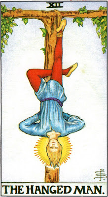 The Hanged Man Tarot Card Meaning- Major Arcana