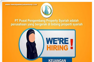 Lowongan Kerja Bandung Staff Keuangan Tahfidz Land