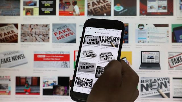 Migliaia di video di notizie false su COVID-19 sui social media