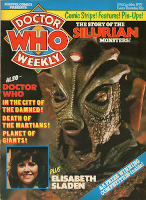 Doctor Who Weekly #11, Silurians