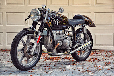 BMW R 75/6 Cafe Racer