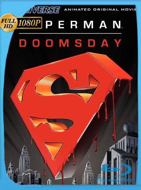 Superman: Doomsday (2007) HD [1080p] Latino [GoogleDrive] SilvestreHD