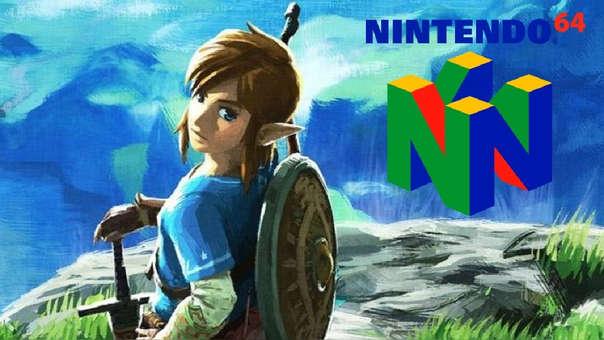 Fã recria trailer de Zelda: Breath of the Wild 2 com gráficos de Nintendo 64