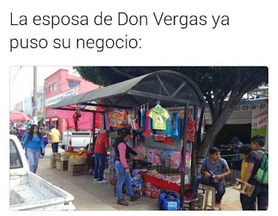 Esposa de Don Vergas