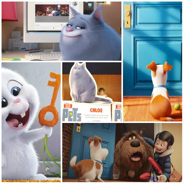 Al cinema coi bambini: Pets - Vita da Animali