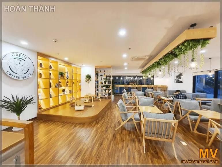أسعار منيو وعنوان فروع ورقم مقهي أشجار كافية Ashjar Cafe