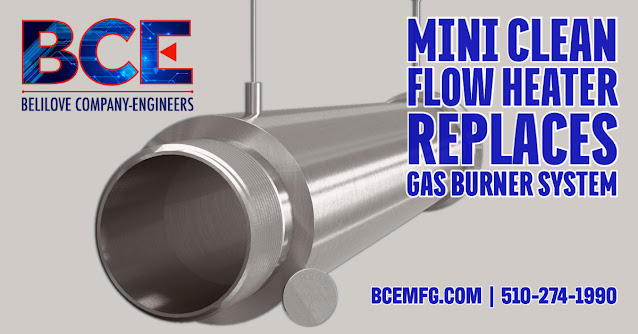 Mini Clean Flow Heater