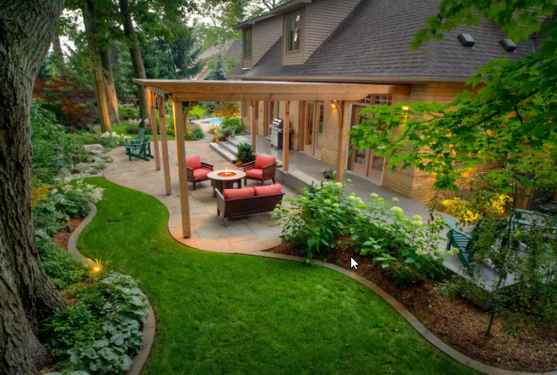 Great Backyard Landscaping Ideas