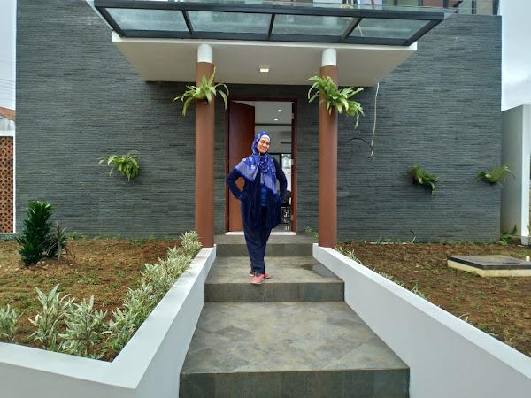 Jalan-jalan ke Baran Property di Ciawi