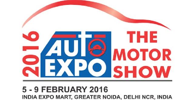 auto expo 2016 New delhi