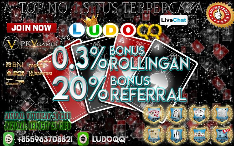 Informasi Penting Agar Menang Poker di LudoQQ