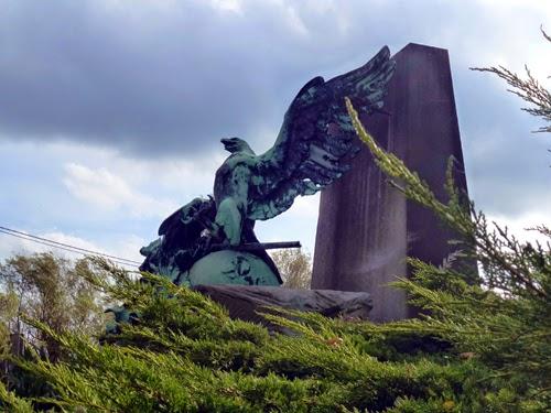Fallen Eagle Monument