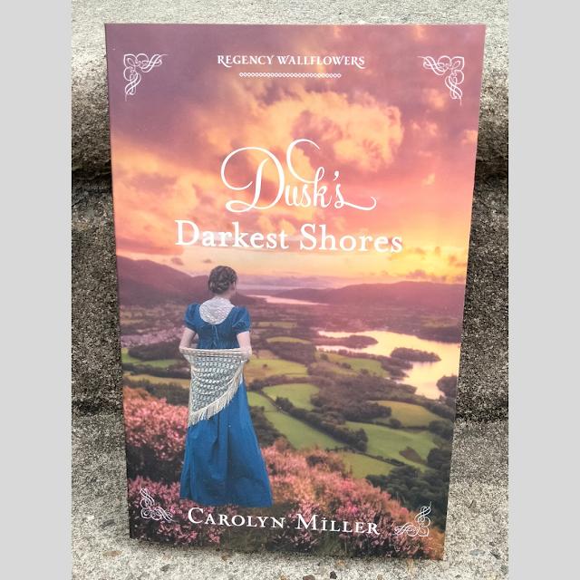 book cover of Dusk's Darkest Shores