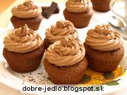 Čokoládové cupcakes - recept