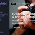 Redman Landing Page HTML5 Template (Creative Photographer)