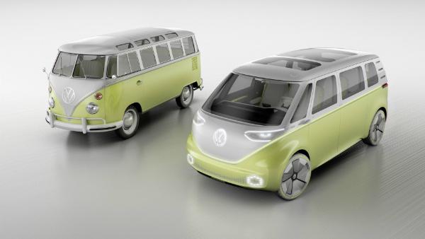 فولكسفاكن تستعين بالتكنولوجيا الحديثة لإعادة واحدة من أشهر سياراتها