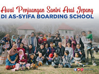 Testimoni Awal Perjuangan Afina Santri Asal Jepang di Asyyifa Boarding School - Part 1