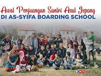 Testimoni Awal Perjuangan Afina Santri Asal Jepang di Asyyifa Boarding School - Part 2