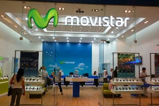 Oficinas y tiendas Movistar en Medellín