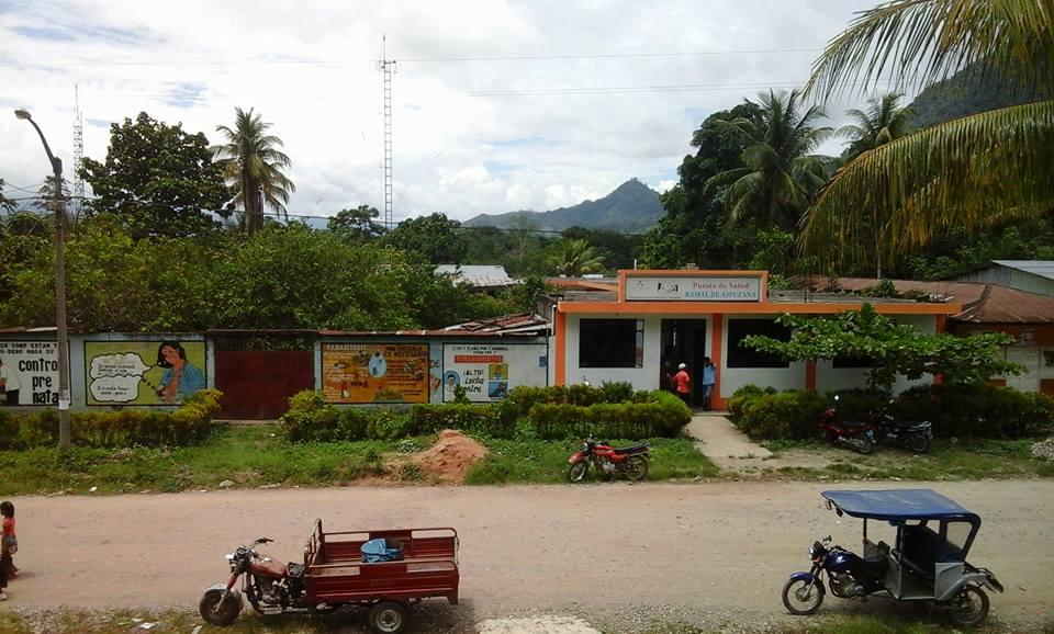 Puesto de Salud Ramal de Aspuzana - Nuevo Progreso