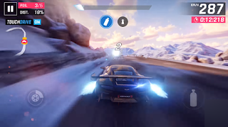 Gameplay Asphalt 9: Legends Android