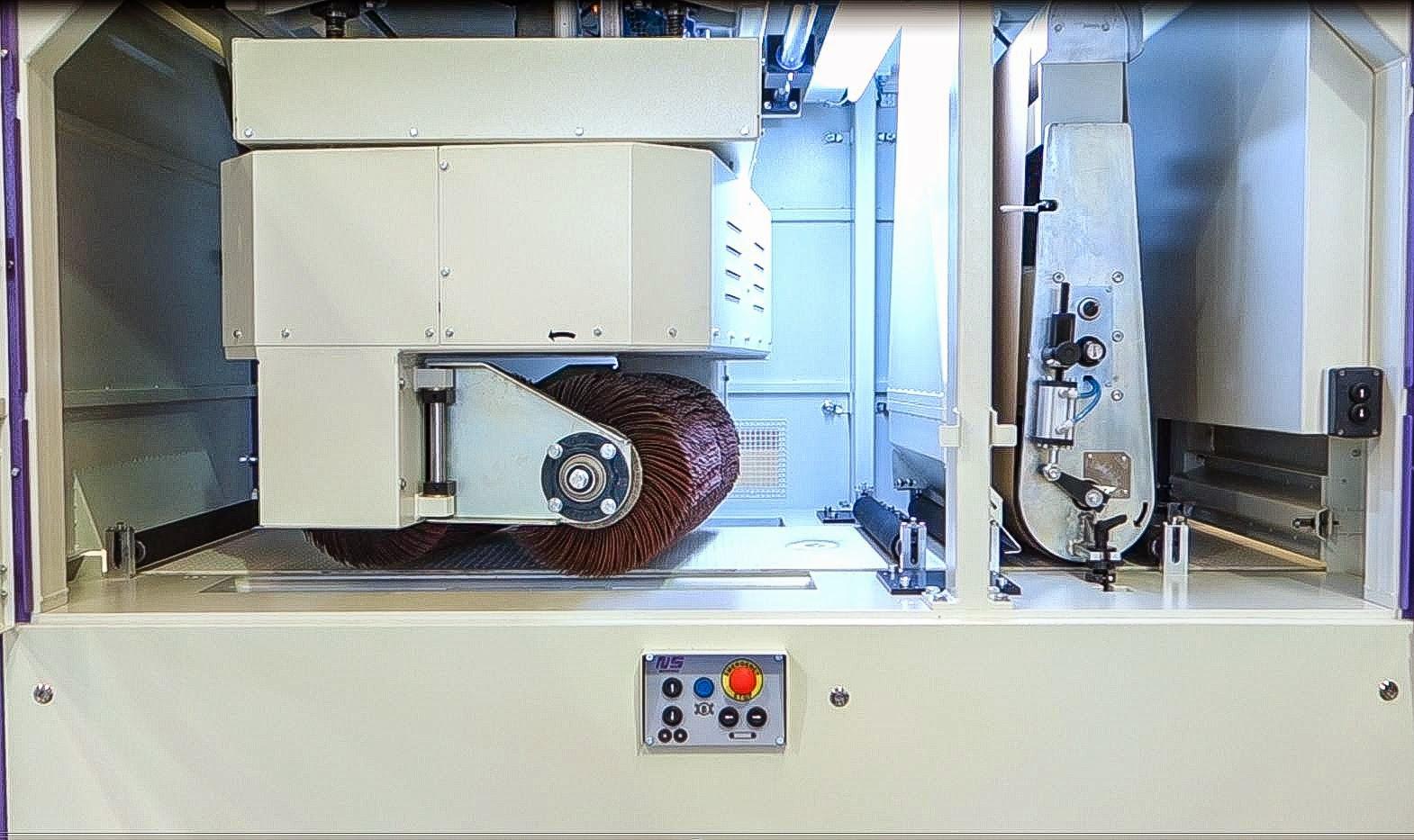 Tube Polishing Amp Tube Finishing Machines Dm660 Zpk Laser