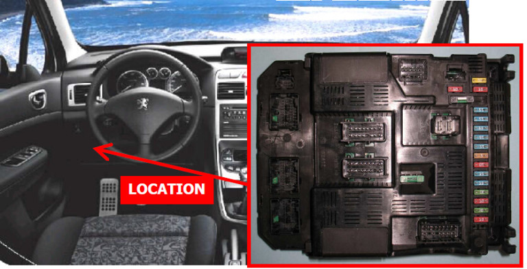 Peugeot 307 Alternator Wiring Diagram : Peugeot bsi wiring diagram somurich