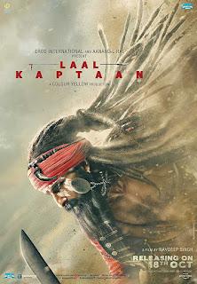 Laal Kaptaan (लाल कप्तान)  Movie 2019 Hindi HD 480p 720p