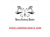 Lowongan Kerja Solo Maret 2021 di Storyfactorystudio