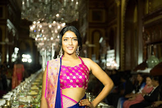 Eesha Rebba At Teach For Change Annual Fundraiser Fashion Show 2018 (2)
