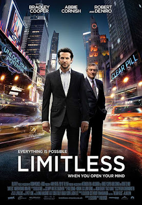 Limitless 2011 English 720p BluRay 750MB