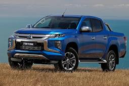 Mitsubishi Triton 2019 Terbaru Punya Fitur UMS dan Bak Belakang Lebih Besar