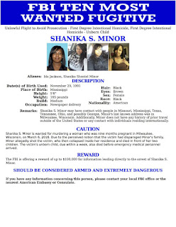 Shanika Shantel Minor Caught