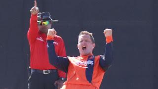 Netherlands vs Zimbabwe 2nd T20I 2019 Highlights