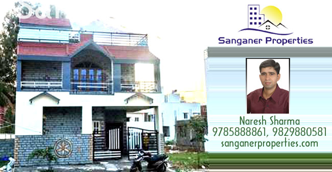 Independent House For Sale in Sanganer
