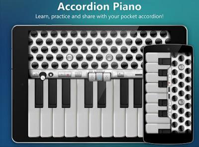 لعبة تعليم Accordion Piano الأكورديون بيانو
