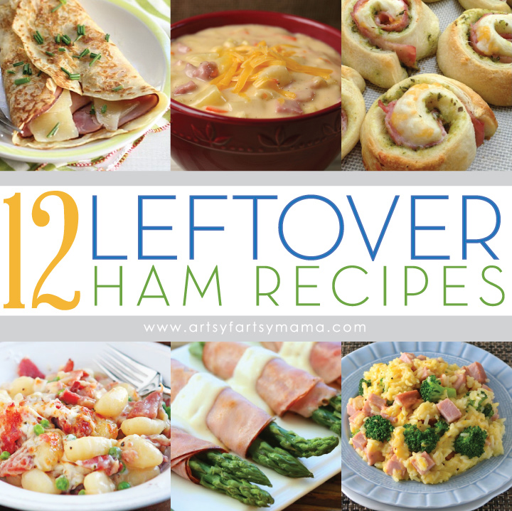 12 Leftover Ham Recipes