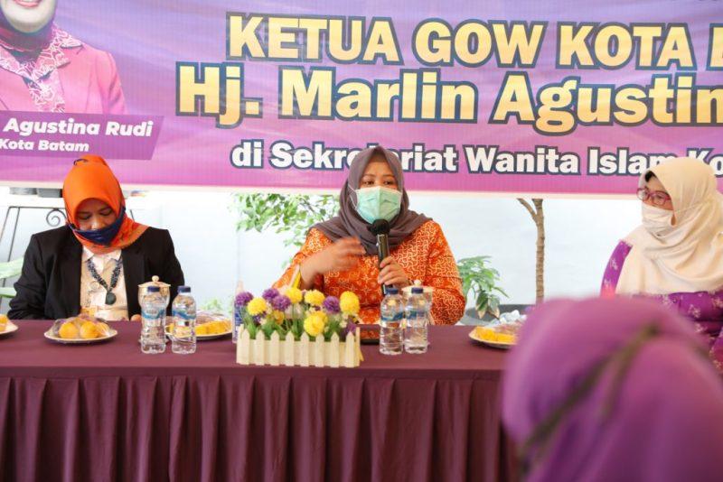 Ketua GOW Batam Bertekat untuk Perjuangkan Aspirasi Perempuan