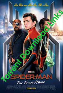 Download Spider-Man Far From Home Torrent