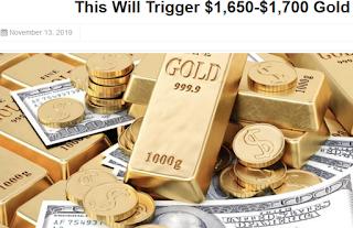 국제 금 시세 전망 : 지지선 1442 저항선 1520